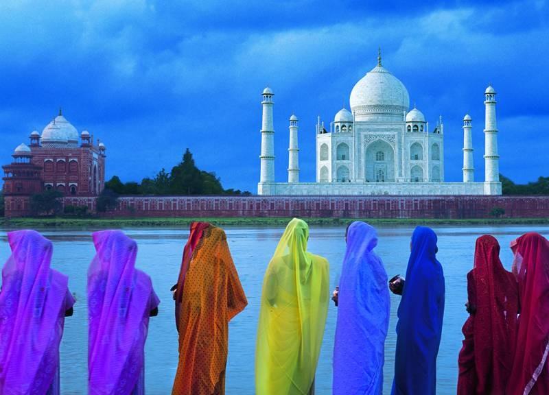Названы известные мистические места в Индии