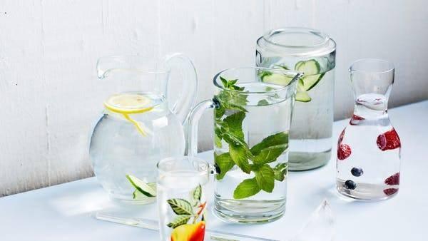 Как правильно пить во время диеты