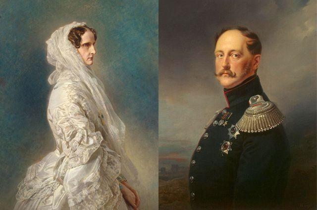 Высокие отношения, или почему жена Николая I одобрила любовницу