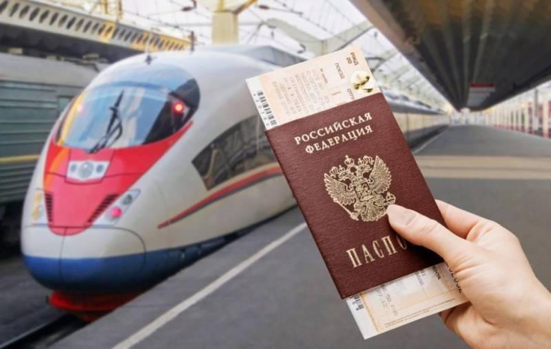В РФ сделали поездку в поезде для семей с детьми до 18-летнего возраста льготной