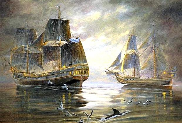 Почему Камчатская экспедиция Беринга была засекречена