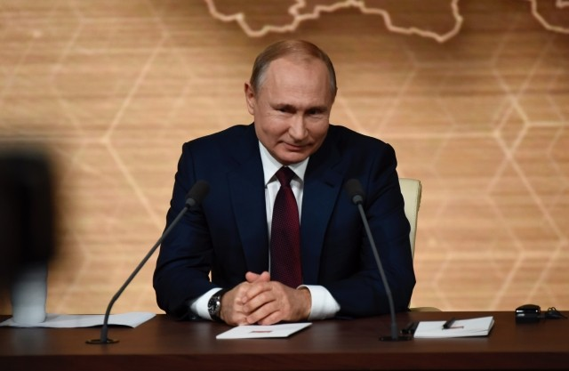 Где и когда будут транслировать Прямую линию с Владимиром Путиным в 2021 году