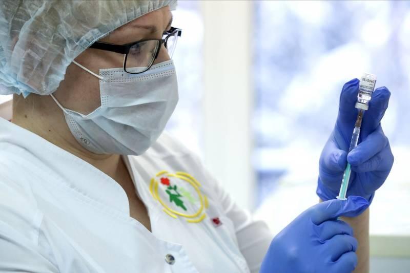 Как проходит запись на вакцинацию от коронавируса