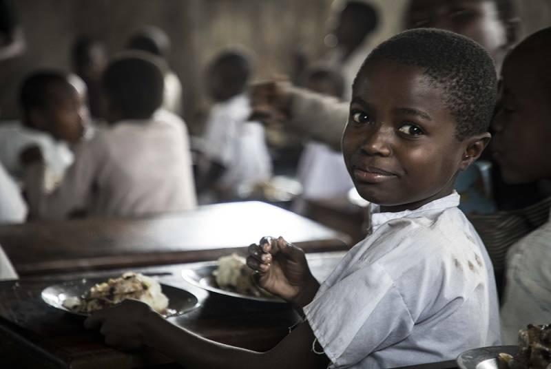 Пандемия COVID-19 обострила проблему голода в некоторых странах