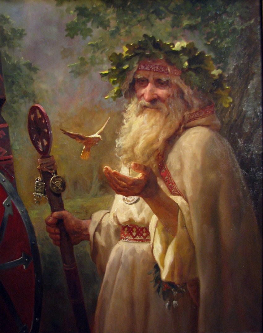 Тернистый путь внедрения христианства на Русь