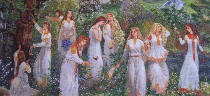 Как отмечали Троицу наши предки: обычаи и нужные слова