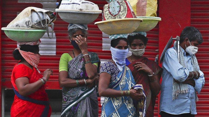 В Индии у пациента, переболевшего коронавирусом, обнаружено грибковое заболевание «зеленая плесень»