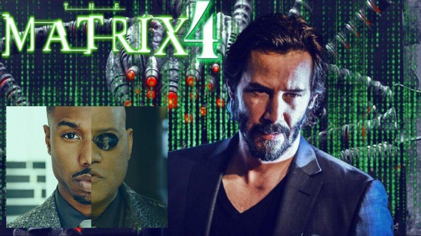 Дата выхода и «слитый» сюжет фильма «Матрица 4: Возрождение»