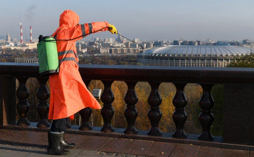 Как обстоят дела с коронавирусом в Москве и Московской области на 22 июня 2021 года
