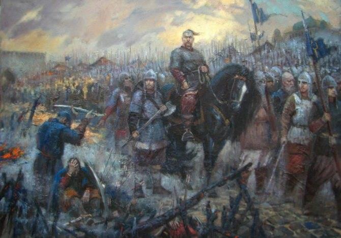 День памяти князя Святослава отметят 3 июля 2021 года