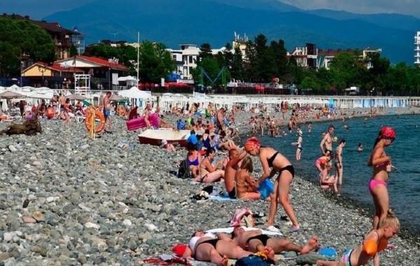 На курортах Краснодарского края действует ряд ограничений для туристов