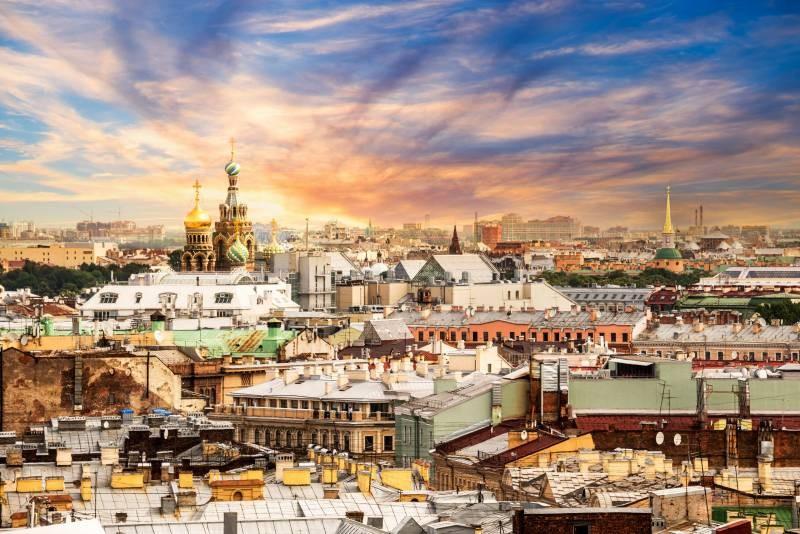 Какие российские города считаются самыми колоритными, кроме Москвы