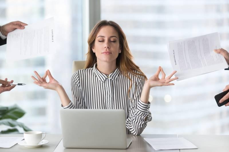 Советы, которые помогут отдохнуть во время рабочего дня