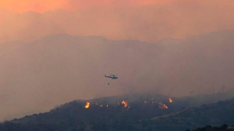 В результате пожара, который произошел на Кипре 4 июля 2021 года, появились жертвы