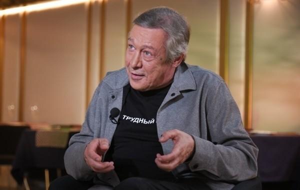 Михаил Ефремов хочет выйти на свободу раньше срока