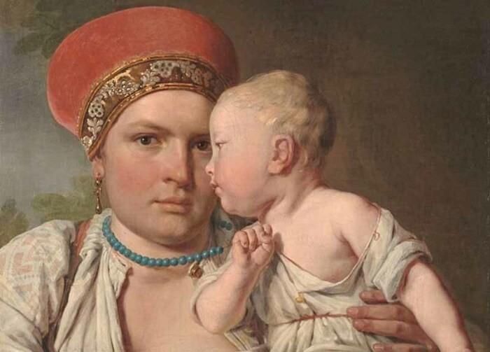 Виды братства на Руси: молочное, крестовое, сводное