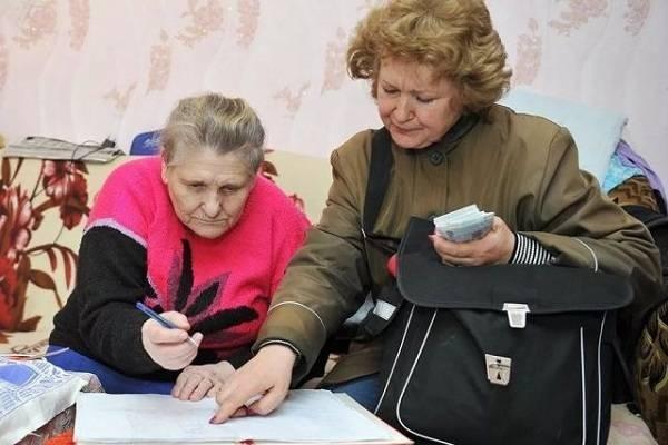 Пенсия жителей России может пострадать из-за инфляции