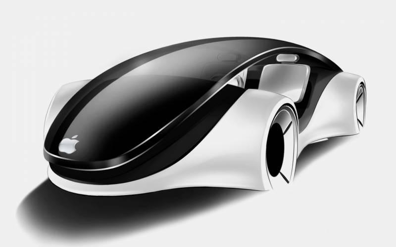 Когда увидит свет первый электромобиль от Эппл