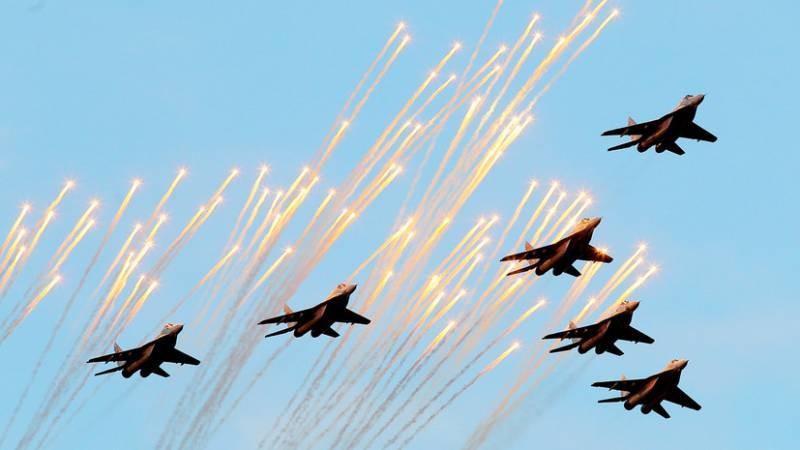 Когда будет отмечаться День ВВС в России в 2021 году