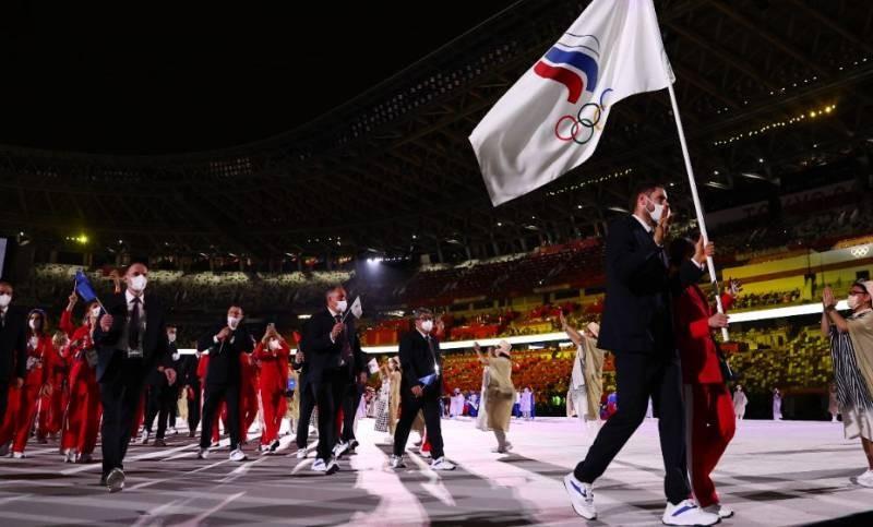 Почему российская сборная в Токио выступает без флага