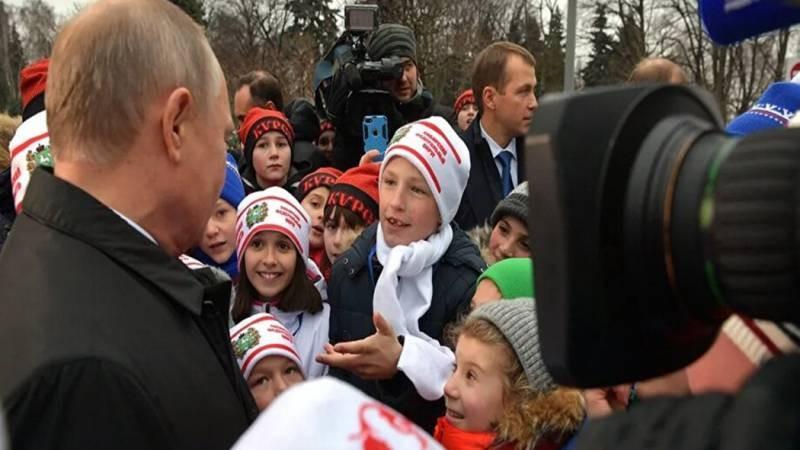 Десятилетний австриец Маттиас Брандштеттер написал письмо Владимиру Путину