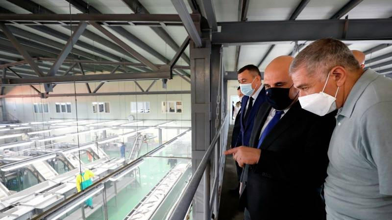 Япония отреагировала на визит Мишустина на Курильские острова
