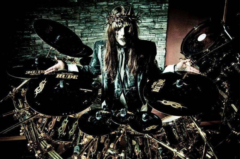 Скончался барабанщик группы Slipknot Джои Джордиссон