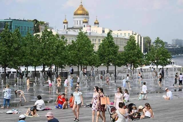 Какая погода ожидается в Центральной России в августе 2021 года