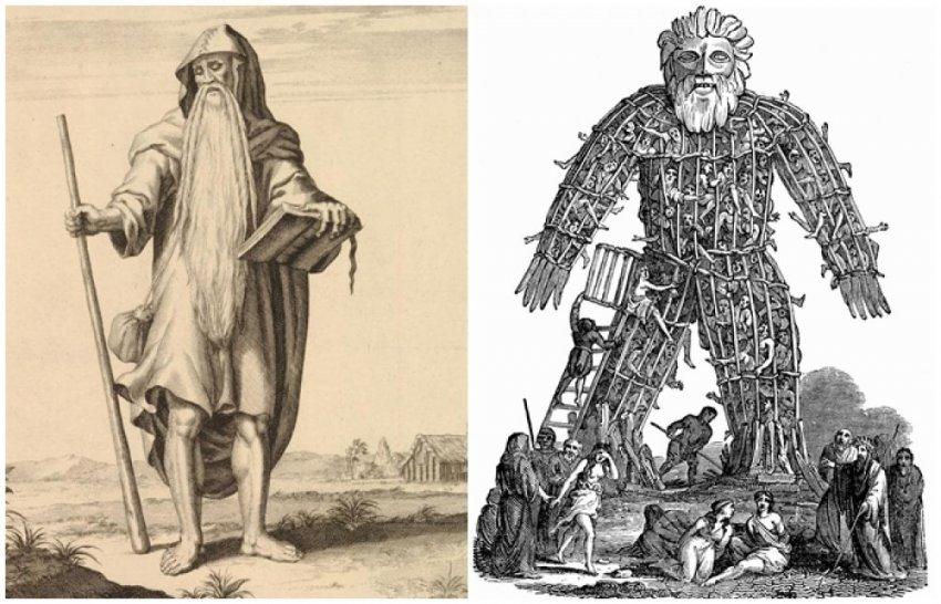 Что нам известно древних Друидах