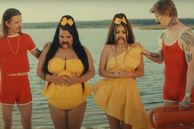 Российская группа Little Big представила новый клип