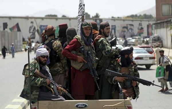Силы сопротивления взяли под контроль три района в Афганистане
