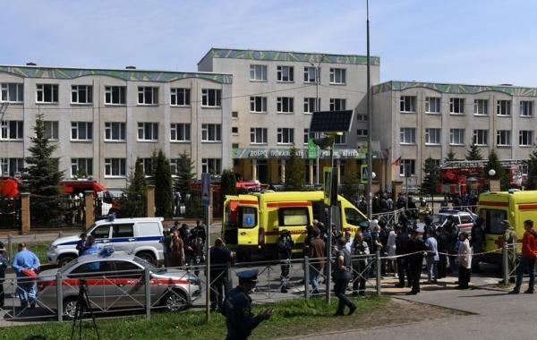 Глава Татарстана назвал виновных в расстреле школьников в Казани