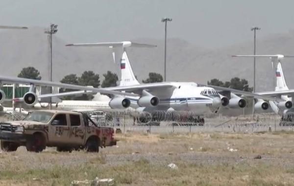 Российские военные эвакуируют из Афганистане более 500 человек