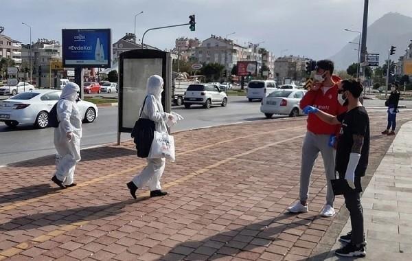 Российские туристы вновь побили рекорд в Турции