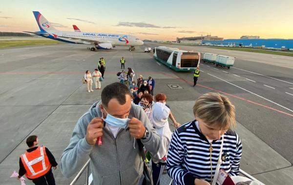 В Турции отдохнули 1,5 миллиона туристов из России