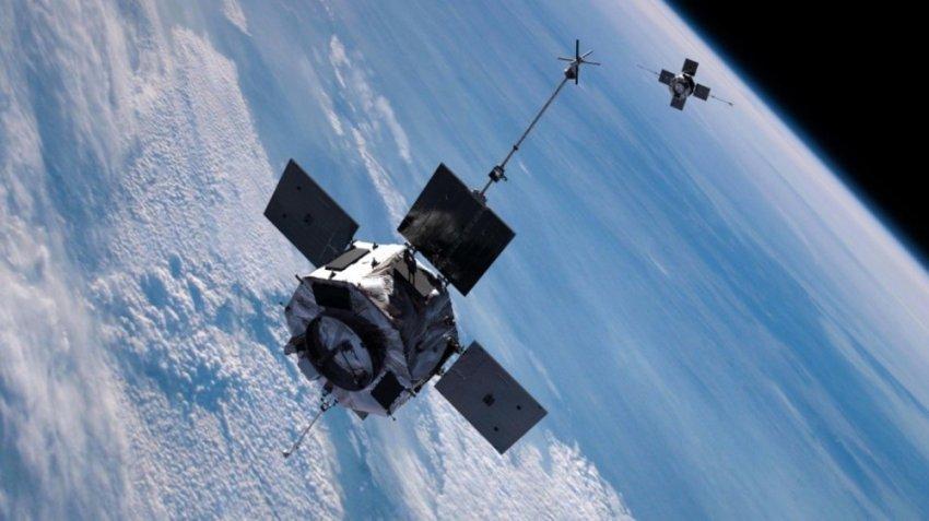 Тысячи космических спутников разрушают озоновый слой