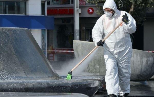 За сутки в Турции от коронавируса умерли 252 человека