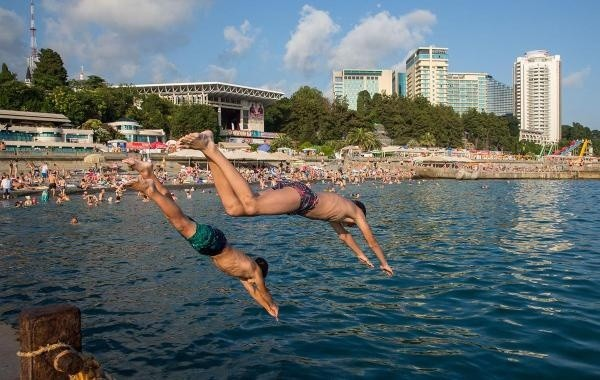 В Сочи рассказали о некультурных туристах