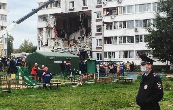 Возросло количество погибших в результате взрыва дома в Ногинске