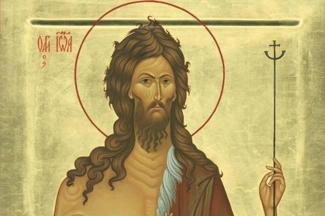 Церковный праздник «Усекновение главы Иоанна Предтечи» отмечают в России 11 сентября в 2021 году