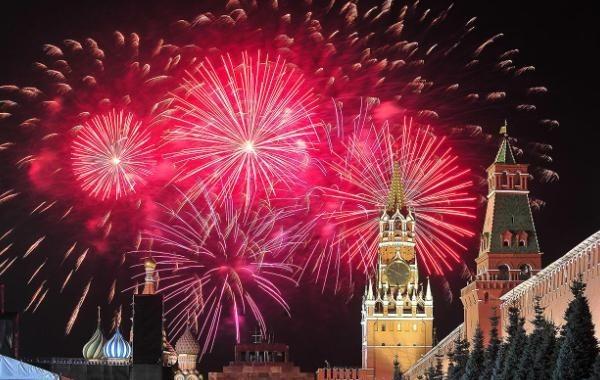 Стало известно, где будет салют в Москве на День города