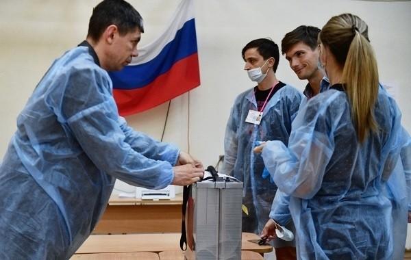 Появились новые результаты выборов в Госдуму