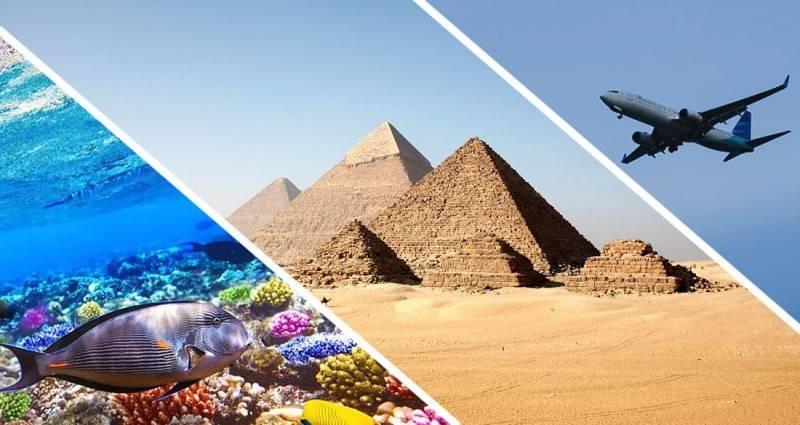 Чартеры из России в Египет в 2021 году: когда откроют из регионов, какие правила въезда