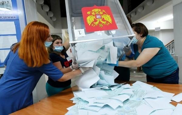 ЦИК утвердил окончательные результаты выборов в Госдуму