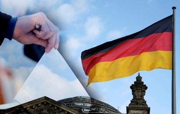 Стали известны итоги выборов в Германии