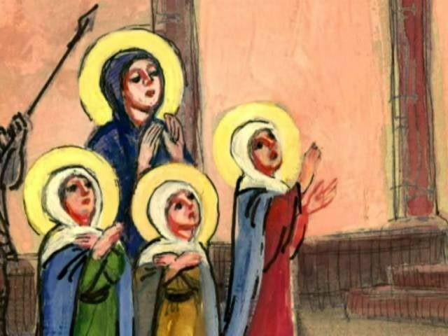 Почему в народе праздник Веры, Надежды, Любви, отмечаемый 30 сентября, называли Вселенскими бабьими именинами