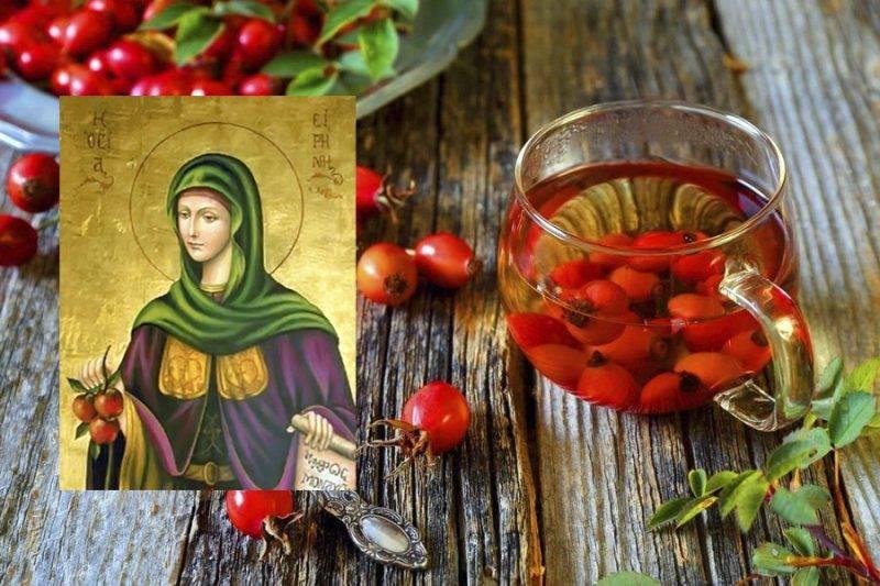 Народный праздник Арина-шиповница отмечали на Руси 1 октября