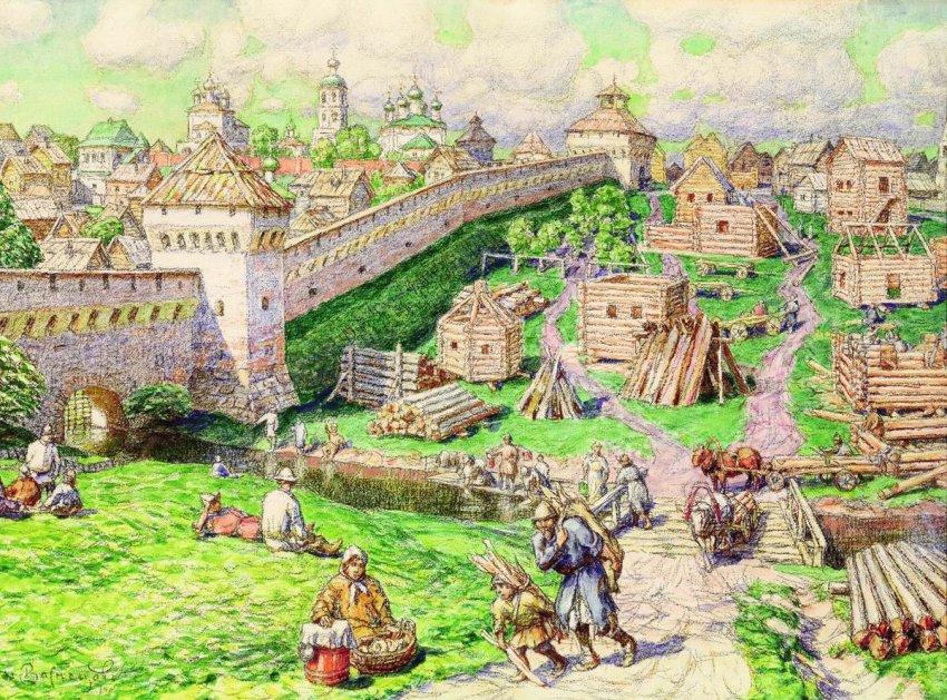 ТОП-7 крепостей России, которые не увидишь вживую