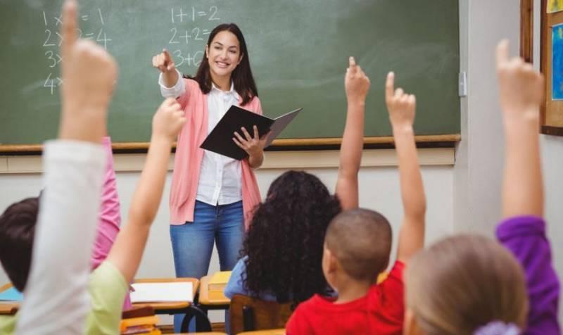 День учителя 2021: поздравления в стихах, открытки
