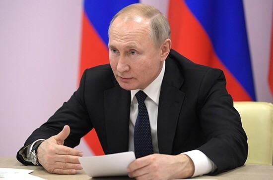 В издании Financial Times связали падение цены на газ шестого октября со словами Путина